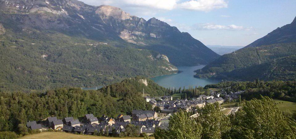 Tramacastilla de Tena - Pyrenees