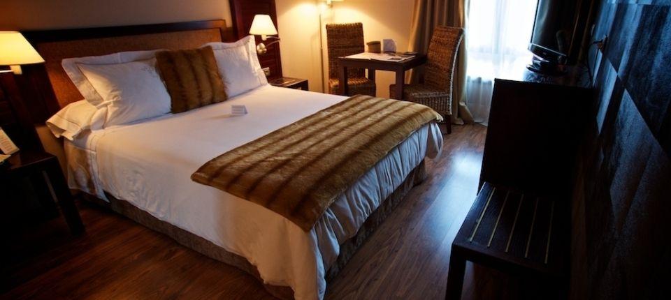 Habitación doble estandar Hotel El Privilegio