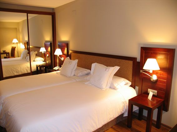 Habitación doble - Hotel Privilegio - Pirineo aragonés