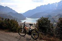 Hotel para bicis en los Pirineos