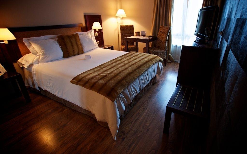 Habitación doble hotel en el Pirineo
