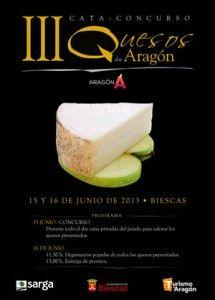 III Cata Concurso de Quesos de Aragón