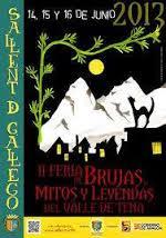 II Feria de Brujería, Mitos y Leyendas del Valle de Tena