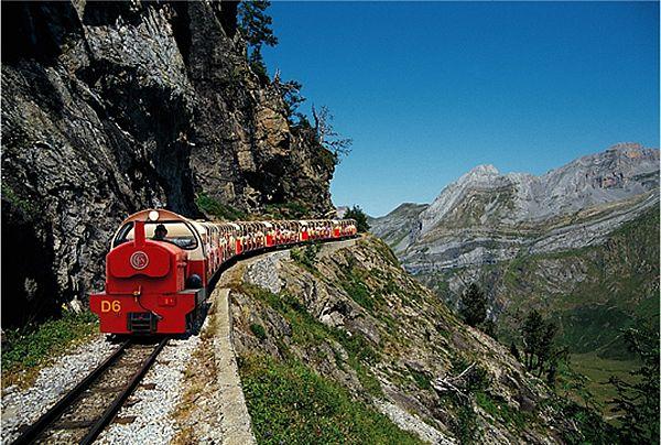 Tren de Artouste - Pirineo francés