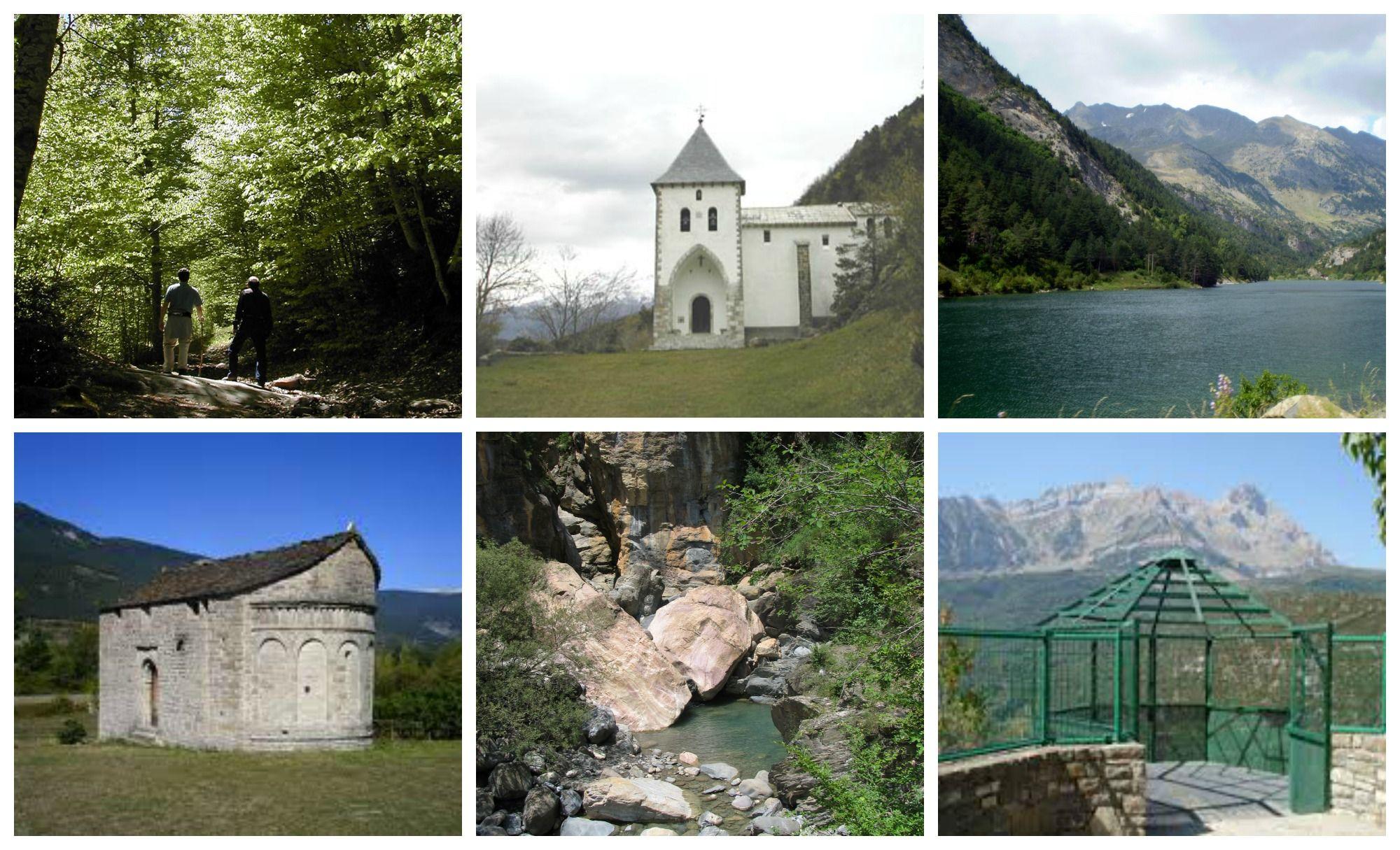 10 Lugares que no puedes perderte en el Valle de Tena
