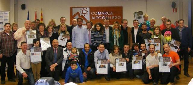 Premios concurso tapas Algo Gállego
