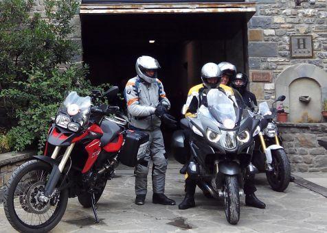 Rutas de motos Pirineo