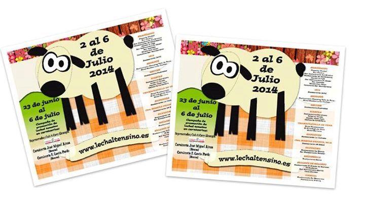 Jornadas de Lechal Tensino 2014