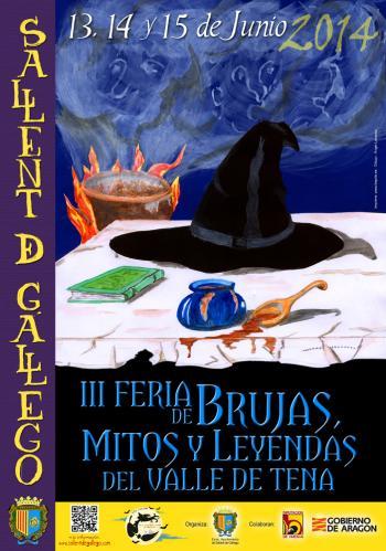 Feria de las brujas, mitos y leyendas del Valle de Tena