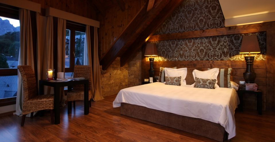 Habitaciones en el Pirineo aragones
