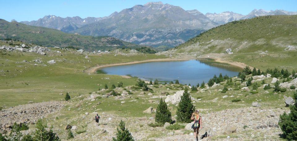 Senderismo en en Valle de Tena, Pirineo aragonés