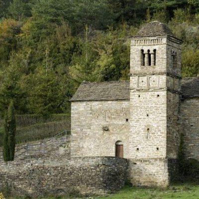 Iglesias del Serrablo - San Bartolomé de Gavín
