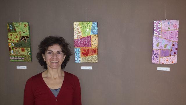 Exposición Maria Martinez Araujo en el Hotel el Privilegio