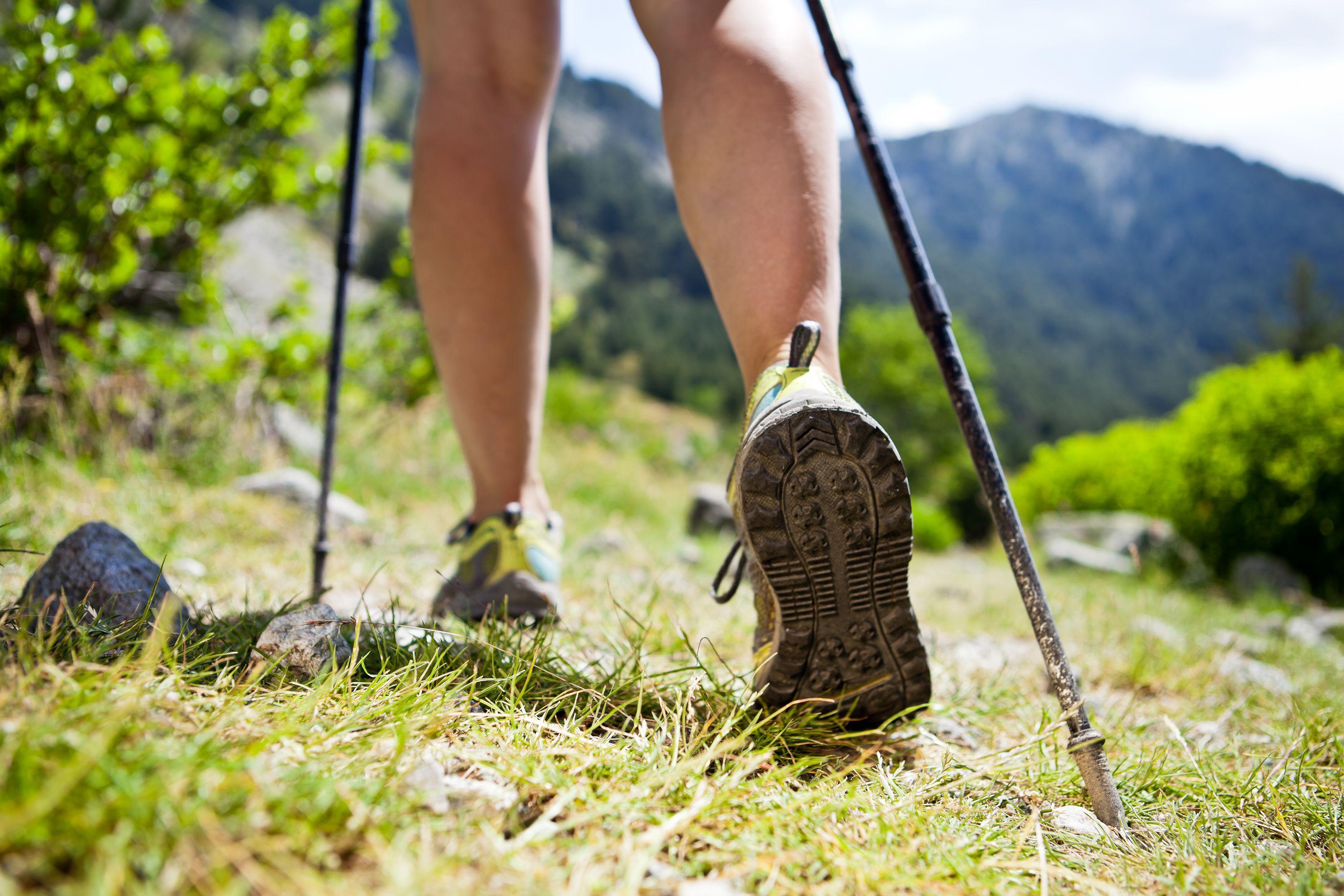 ¿Qué es el Nordic Walking o caminata nórdica?