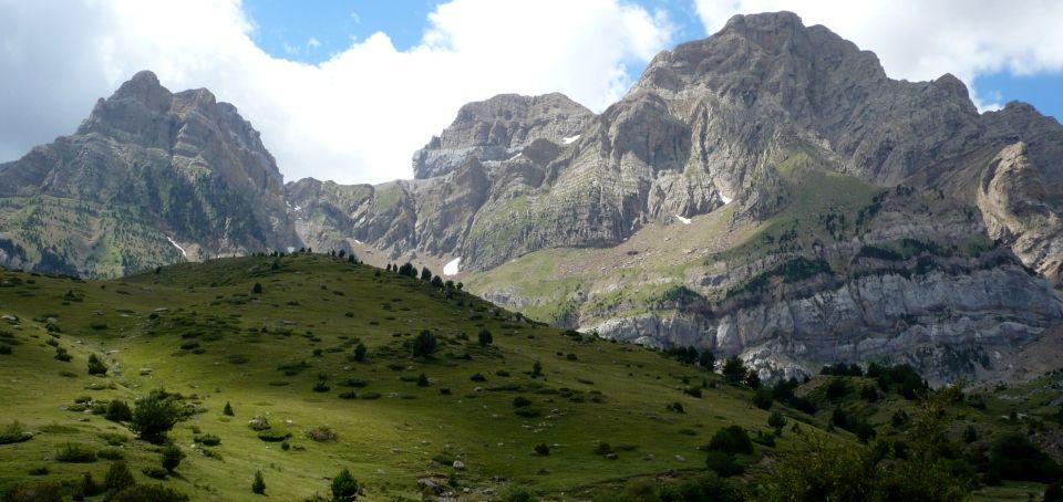 Ruta vuelta a la Partacua. Rutas de senderismo Valle de Tena. Pirineos.