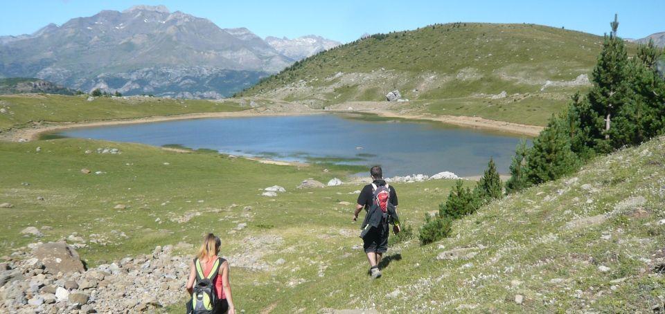 Ruta al Ibón de Piedrafita. Rutas de senderismo Valle de Tena. Pirineos.