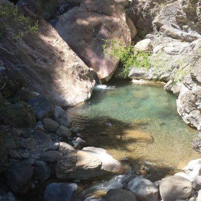 Poza del Gorgol - Barranaco del Gorgol