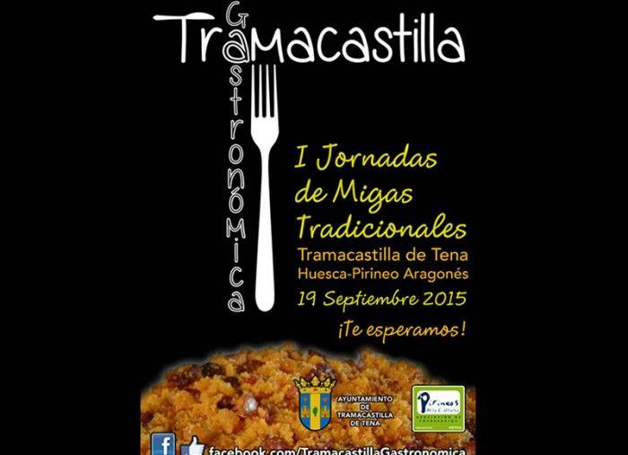 I Jornadas de Migas Tradicionales – Tramacastilla Gastronómica