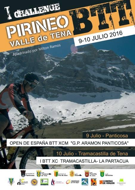 I Challenge BTT Pirineo Valle de Tena