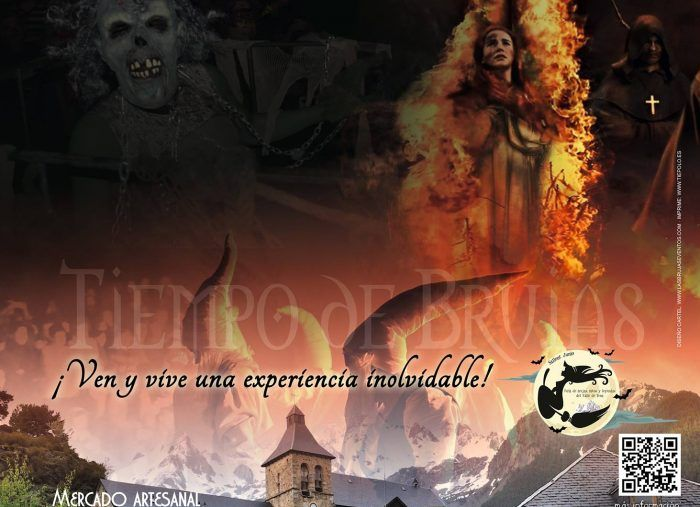 V Feria de Mitos, Brujas y Leyendas del Valle de Tena