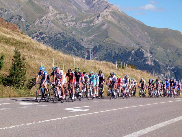Vuelta ciclista a España - Formigal