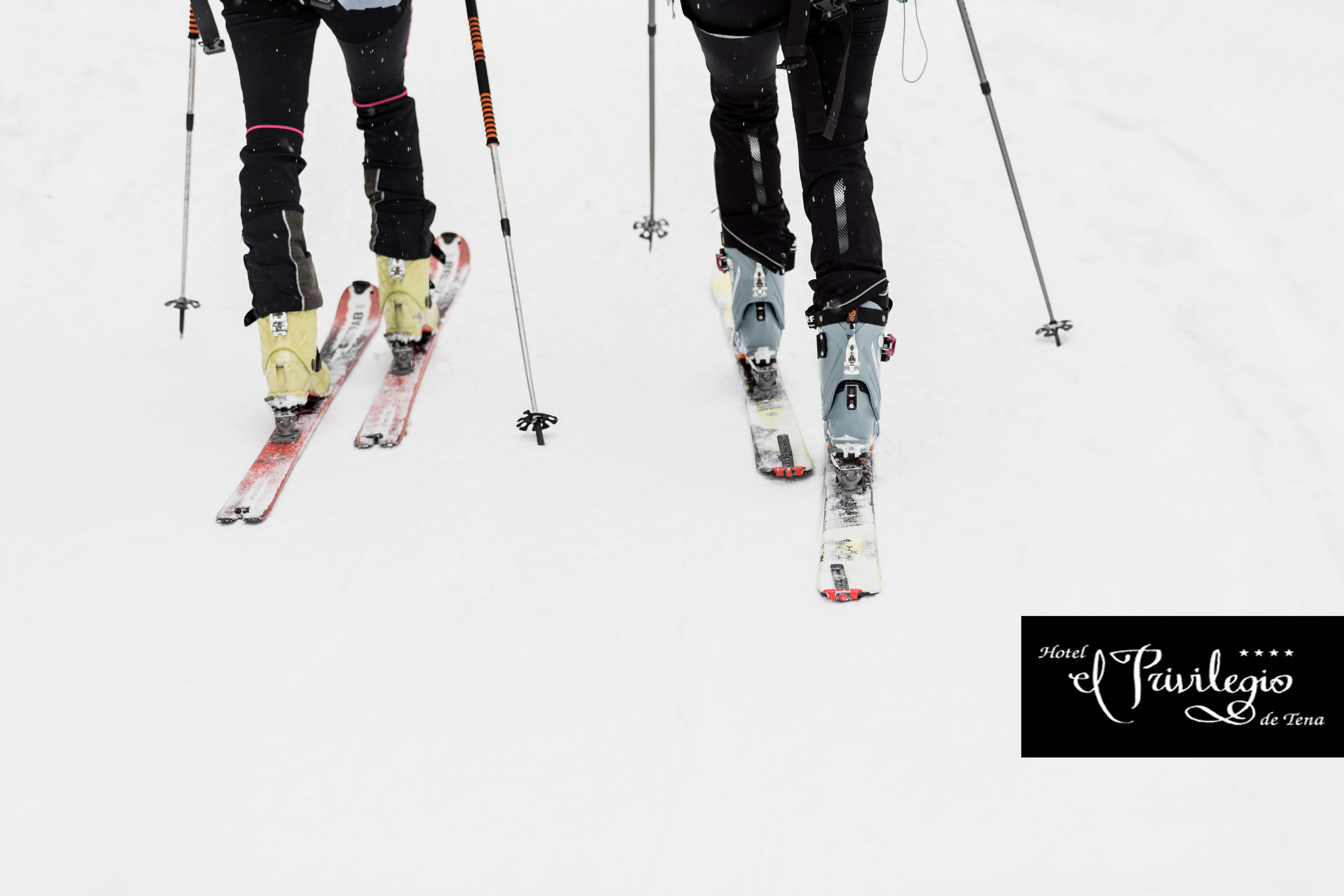 Esquiar y descansar en tramacastilla de Tena