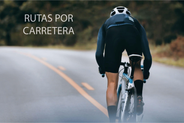 Rutas en bicicleta de carretera