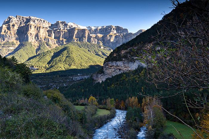 Pirineo Aragonés en Bicicleta