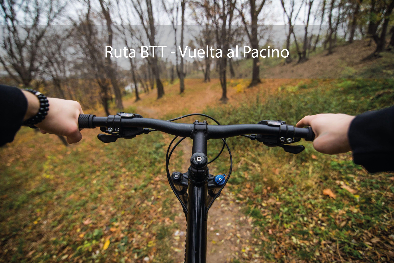 Ruta BTT Vuelta al Pacino