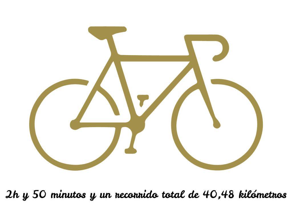 Vuelta en bici por el Puerto de Navasa